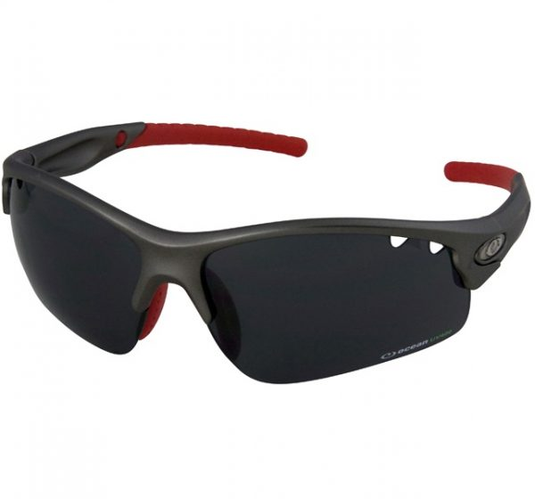 Cycling Sunglasses ,EDGE TRADING'S specialist eye wear for Cycling means you receive the best to do your best! Ocean Eyewear answers the demands of performance eyewear by offering: Lenses: Superior quality lenses – Multi coloured lens for various weather conditions. Maximum UV protection Optically superior Impact and scratch resistant Anti reflective coating Upper side vision optimisation Extended field of view Vented points for cooling and prevents lens fogging Frames:Durable and lightweight frames made from PC and TR90 frame material Modern styling Engineered excellence Anti slip nose pads and temple tips allow for firm and comfortable grip