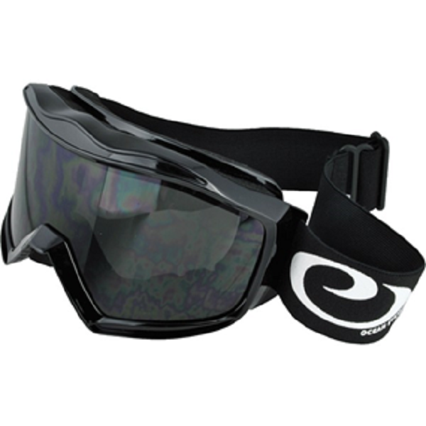 Snow Goggle Range Snow Goggles are one of the most important pieces of equipment you can purchase; they are just as important as your jacket and pants. Any skier or snowboarder can tell you that not being able to see ruins a day as fast as poor fitting boots or a bad chili dog. Ocean Eyewear goggles offer protection from wind and cold, but here are some key features to consider: UV Protection – All our goggles, have UV 400 protection. UV intensity increases with altitude, and protecting your eyes from harmful UV rays will prevent eye fatigue as well as damage to your retinas. Double Lenses – All our goggles have double lenses – These create a thermal barrier that reduces fogging significantly compared to its single lens counterpart – a single lens goggle just won't cut it for skiing or snowboarding. Anti-Fog Coating – All our goggles have anti fog coating – A hydrophilic chemical treatment to the inside of the lenses can greatly reduce a goggle's tendency to fog. Fit Problems and Solutions If your goggles don't feel right, consider why they are uncomfortable: Pressure on the outer eye socket – If you feel this, the goggle is too narrow and you need to find a model with a wider frame. Pinching you on the bridge of the nose – First try to tighten the strap so that it secures the goggle a little higher up on your face. If that doesn't work then try a goggle with a smaller fit or one with a different bridge contour. Gap on the bridge of the nose – The first thing you should do is try to loosen the strap a little and see if you can secure it a little lower down on your face. If this doesn't work, you should fit yourself in a goggle with a larger bridge. Pinching the temple – You should try to loosen the strap a little and see if that relieves the tension. Otherwise, you'll need to try and find a wider pair of goggles. Goggle Care Once you have made an investment and purchased a pair of goggles, you'll want to protect them in order to ensure that they last as many seasons as possible. Here are some basic tips: • Never let your lens touch the table or hard surface when you set them down. Place them on the foam side with the lens facing up. • Use only a soft cloth (not your base layer shirt) or anti-fog cloth to blot (not wipe) the goggle lens dry. Wiping is more abrasive and can remove the anti-fogging coating on the inside of the lens. • When off the slopes allow goggles to air dry thoroughly before stowing in their bag. • Store your goggles in a soft sack when they are not in use. Ocean eyewear provide one with all goggles. • Do not dry goggles in direct sun or high heat, such as on the dashboard or hanging from the rearview mirror. Tips to Avoid Fogging Having problems with your goggle always fogging up? Here are some tricks to keep your goggles working as efficiently as possible: Keep moving! The airflow you get from riding keeps fog from forming. • Remove excess snow from the goggle by shaking. Don't wipe the lens with your glove, as your glove is abrasive and can leave your lens scratched. • Clear snow off of vents so they are clear. • Avoid putting your goggles on your forehead. They will fog up. • If your goggles do get fogged up, place them in a warm, dry pocket of your jacket. You can also try shaking them up and down to create air flow. If need be, go into the lodge to dry them out. This is another great reason to carry two pairs of goggles. Ocean Eyewear answers the demands of performance goggles by offering: • engineered excellence • ultra flex frame • superior quality • durable and lightweight frames • high styling • frame material are both lightweight and durable • Double lens • Anti Fog • Anti Static • Protective microfiber cleaning pouch Ocean Eyewear… a supreme brand for both comfort and protection.
