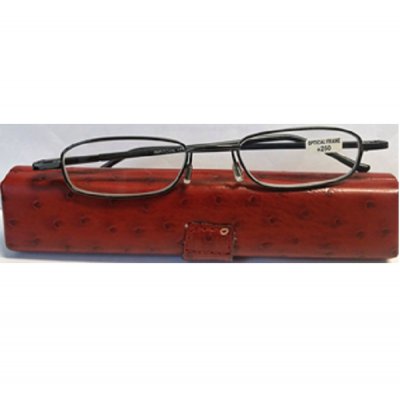 Reading Glasses , Lightweight Frames, Spring Loaded Temples