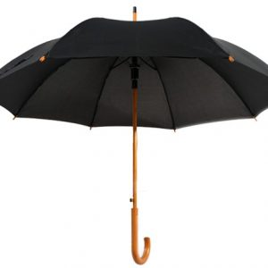 New Fashion styled Umbrella awaits                                                                                                   An  new umbrella design that is ​Simple, Stylish & ultra Convenient Wooden Handle Automatic Opening Keep dry while getting in and out of your car
